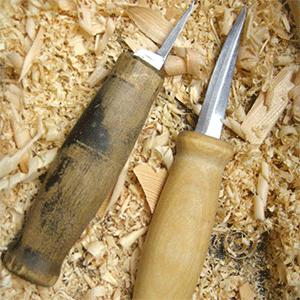 taller de talla de madera
