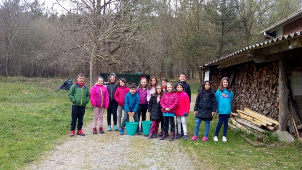 campamentos y naturaleza